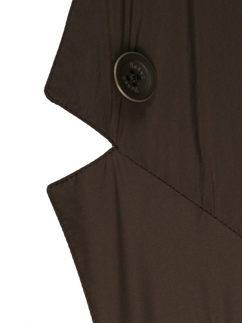 Пиджак из влагоотталкивающей ткани - Деталь1