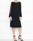 Платье свободного кроя из шелка Daniela de Souza  –  МодельОбщийВид