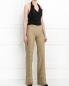 Широкие хлопковые брюки Au Jour Le Jour  –  Модель Общий вид