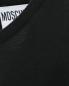 Трикотажное платье-мини с узором Moschino Couture  –  Деталь1