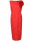 Платье-футляр с цветочным узором Marina Rinaldi  –  Общий вид