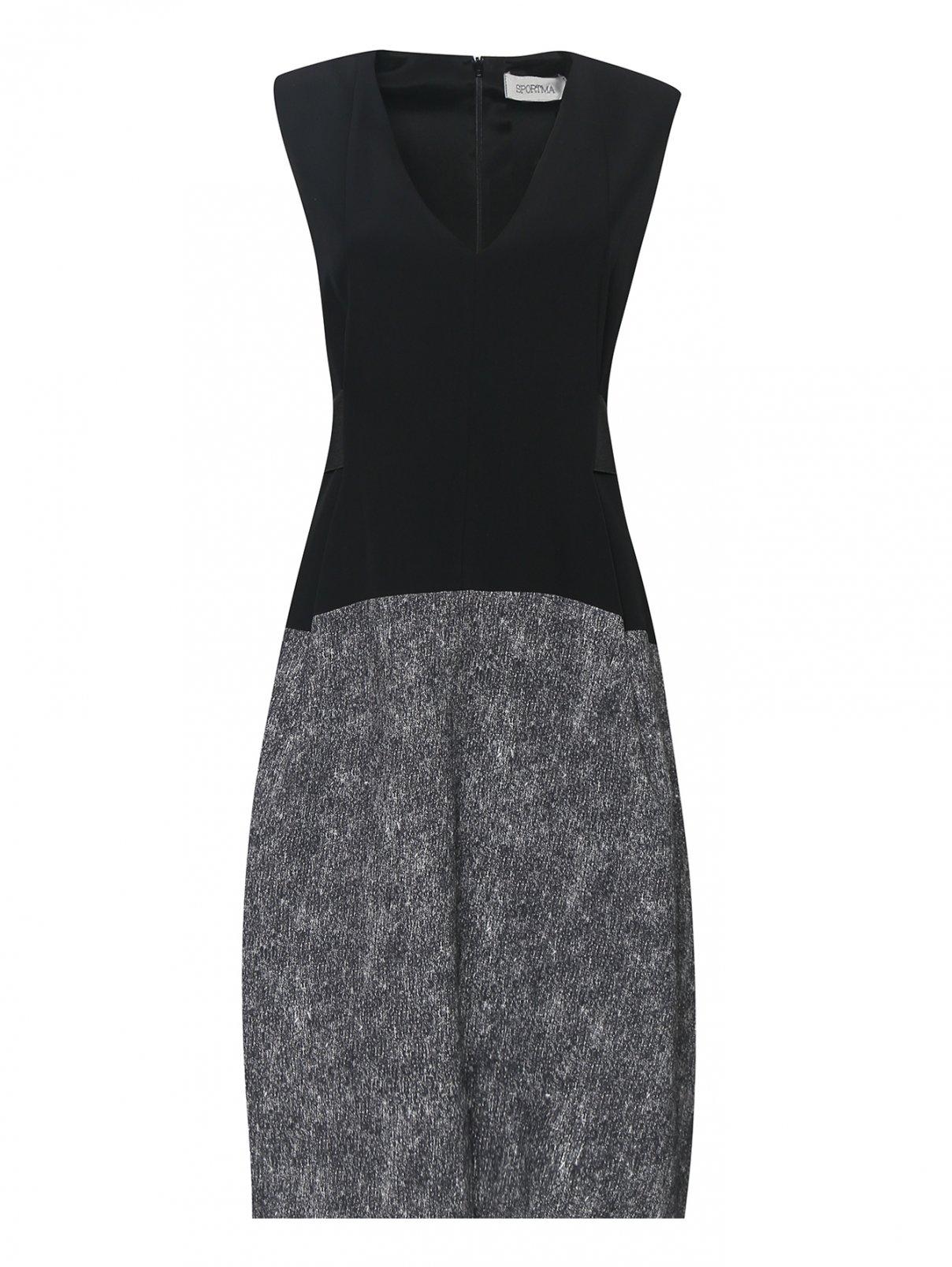 Платье-миди,из вискозы Sportmax  –  Общий вид