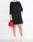 Платье из шерсти свободного кроя Weekend Max Mara  –  МодельОбщийВид